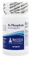 Image of Biotics Research - B6 Phosphate - 100 Tablets