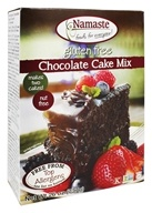 Namaste Foods - Gluten Free Choclate Cake Mix - 26 oz., from category: Health Foods