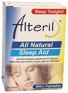 Alteril - Sleep Aid All Natural - 60 Tablets, from category: Nutritional Supplements