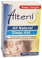Alteril - Sleep Aid All Natural - 60 Tablets - $16.29