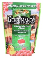 Garden Greens - Super Fruit Chews Lychee-Mango - 30 Chew(s) - $11.92