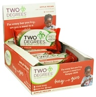 Two Degrees Foods - Nutrition Bar Apple Pecan - 1.6 oz. - $1.99