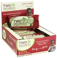 Two Degrees Foods - Nutrition Bar Cherry Almond - 1.6 oz. - $1.99
