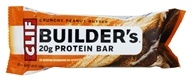 Clif Bar - Builder's Protein Crisp Bar Crunchy Peanut Butter - 2.4 oz., from category: Sports Nutrition