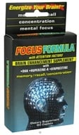 Image of Windmill Health Products - Focus Formula Brain Enhancement Supplement - 60 Caplets