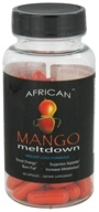 Lazer Health - African Mango Meltdown with Caralluma Fimbriata - 60 Capsules Formerly Core Health