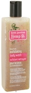 Image of North American Hemp Company - Exfoliating Body Wash - 11.56 oz.