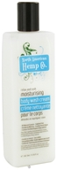 North American Hemp Company - Moisturizing Body Wash Cream - 11.56 oz. (628143060325)