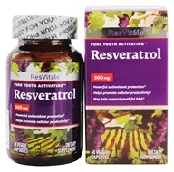 ResVitale - Resveratrol 500 mg. - 60 Vegetarian Capsules, from category: Nutritional Supplements