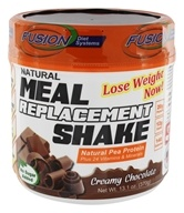 Nutri-Fusion Systems - HCG Fusion Meal Replacement Shake Creamy Chocolate - 1 lb. (608819516646)