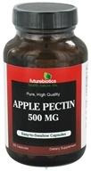 Image of Futurebiotics - Apple Pectin Pure High Quality 500 mg. - 100 Capsules