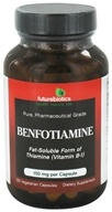 Futurebiotics - Benfotiamine Pure Pharmaceutical Grade 150 mg. - 120 Vegetarian Capsules by Futurebiotics