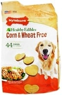 Nylabone - Healthy Edibles Corn & Wheat Free Mini Dog Treats Chicken - 44 Piece(s) - $8.69