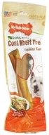 Nylabone - Healthy Edibles Corn & Wheat Free Regular Dog Treats Chicken - 1 Chew(s)