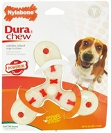Image of Nylabone - Dura Chew Air Screw Wolf For Powerful Chewers Up To 35 lbs. Bacon Flavored