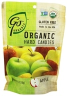 Go Naturally - Organic Hard Candies Apple - 3.5 oz. by Go Naturally