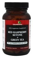 Futurebiotics - Raspberry Ketone & Green Tea 100% Vegetarian Supplement 300 mg. - 60 Vegetarian Capsules (049479006427)