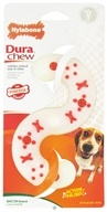 Image of Nylabone - Dura Chew S Shape Wolf For Powerful Chewers Up To 35 lbs. Bacon Flavored