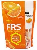 Image of FRS Healthy Energy - Soft Chews Orange - 30 Soft Chews