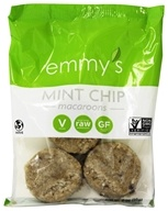 Image of Emmy's Organics - Macaroons Mint Chip - 2 oz.