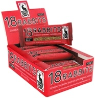 18 Rabbits - Organic Granola Bar Cheeky Cherry Chocolate - 1.9 oz. (184500000101)
