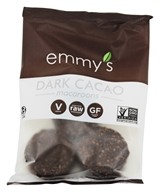 Emmy's Organics - Macaroons Dark Cacao - 2 oz., from category: Health Foods