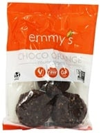 Emmy's Organics - Macaroons Choco Orange - 2 oz., from category: Health Foods