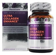 ResVitale - Ultra Collagen Enhanced - 90 Vegetarian Capsules