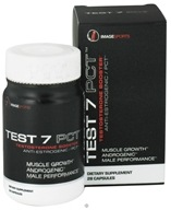 Image Sports - Test 7 PCT Testosterone Booster - 28 Capsules (859123003050)