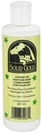 Image of Solid Gold - Jojoba Oil Hair And Skin Conditioner For Your Pet - 8 oz.