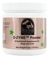 Image of Solid Gold - D-ZYME Powder For Cats & Dogs - 6 oz.