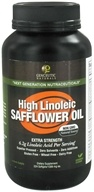 Image of Genceutic Naturals - High Linoleic Safflower Oil - 224 Softgels