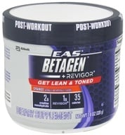 EAS - Betagen + Revigor Orange - 7.8 oz., from category: Sports Nutrition