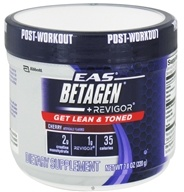 EAS - Betagen + Revigor Cherry - 7.8 oz. CLEARANCE PRICED, from category: Sports Nutrition