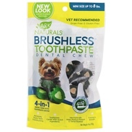 Ark Naturals - Breath-Less Chewable Brushless-Toothpaste Mini - 4 oz. (632634400026)