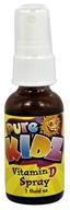 Pure Kidz - Vitamin D Spray 400 IU - 1 oz.