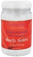 Soothing Touch - Bath Salts Empowering Rosewood with Chamomile - 32 oz.
