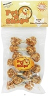 Image of Pet 'N Shape - Chik 'N Rice Dumbbells Dog Treats - 3.17 oz. CLEARANCE PRICED