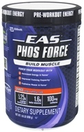 EAS - PhosForce Orange - 1.45 lbs., from category: Sports Nutrition
