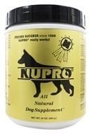 Nupro - All Natural Dog Supplement - 30 oz., from category: Pet Care