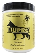 Nupro - All Natural Dog Supplement - 30 oz. by Nupro