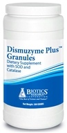 Biotics Research - Dismuzyme Plus Granules - 500 Grams (055146051040)