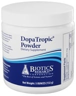 Biotics Research - DopaTropic Powder - 4.7 oz., from category: Professional Supplements