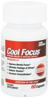Top Secret Nutrition - Cool Focus - 60 Capsules (858311002189)