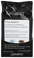Giovanni - D:Tox System Purifying & Exfoliating Facial Cleansing Towelettes - 30 Towelette(s) - $5.47