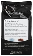 Image of Giovanni - D:Tox System Purifying & Exfoliating Facial Cleansing Towelettes - 30 Towelette(s)