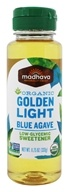 Image of Madhava Natural Sweeteners - Agave Nectar Light - 11.75 oz.