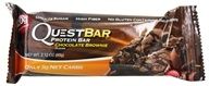 Quest Nutrition - Quest Bar Protein Bar Chocolate Brownie - 2.12 oz. Former Packaging