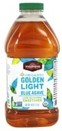 Madhava - Agave bleu-clair d'or organique - 46 once.