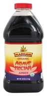 Image of Madhava Natural Sweeteners - Agave Nectar Amber - 46 oz.